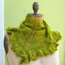 Seaweed Scarf 1