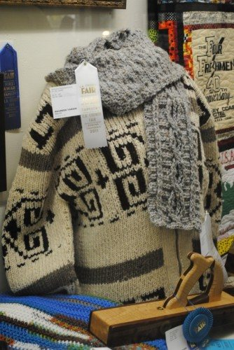 Dude's Sweater