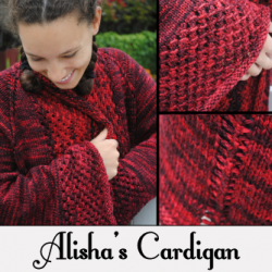Alisha&#039;s-Cardigan-Promo