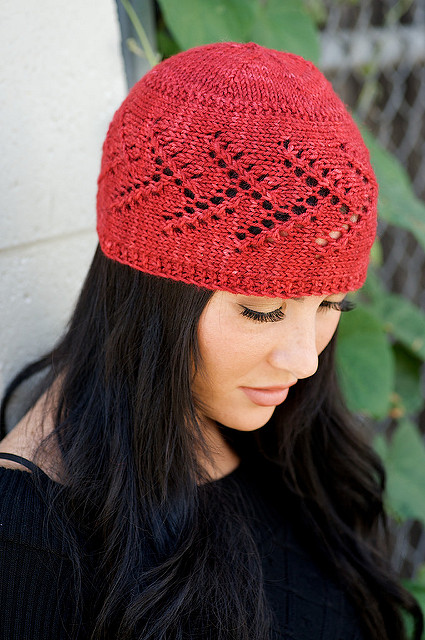 Eyelet & Twigs Hat