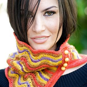 70s Inspired Cowl