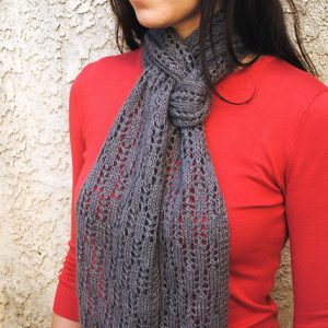 Staggered Laddders Scarf