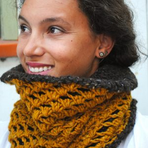 Bee Keeper's Cowl